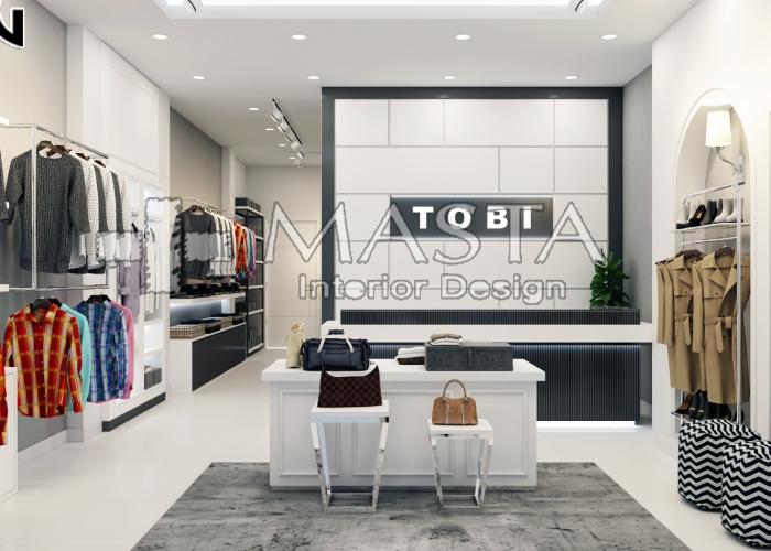Thiết Kế Cửa Hang Thời Trang ToBi Streetwear - Anh Tài - Quận 3