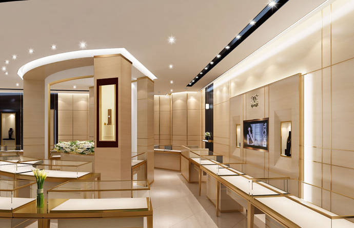 Cửa hàng trang sức anh Thái
