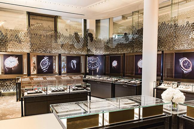 Thiết kế nội thất tiệm vàng anh Tuấn