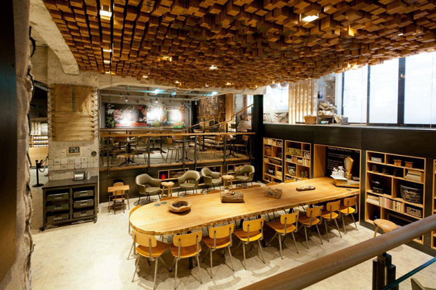 Tư vấn mở quán cafe
